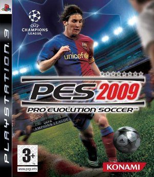 Pro Evolution Soccer 2009 - PS3