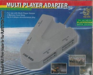 Multi tap for PS1