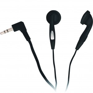 MI-707202 Earphones Normal Black F