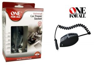 One For All – Pw2110 – 0100 -100 Universal Car Power Socket