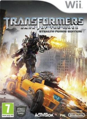 Transformers Dark of the Moon Stealth Force Edition