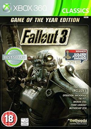 Fallout 3  Game of the Year Classics - XBOX360