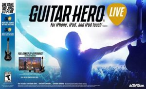 Guitar Hero Live for iPhone, iPad & iPod touch