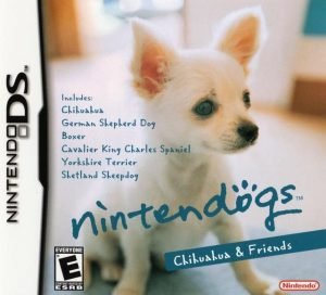 Nintendogs Chihuahua And Friends DS