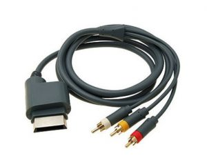 OEM Component AV Cable for Xbox 360