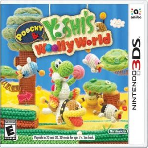 Poochy & Yoshi's Whooly World 3DS