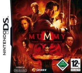 The Mummy Tomb Of The Dragon Emperor DS