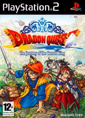 Dragon Quest - The Journey of the Cursed King