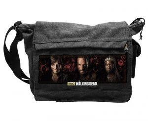 8e1139fd3e6 The Walking Dead – Rick, Daryl & Michonne Messenger Bag [ABYBAG120]